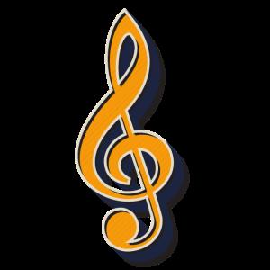Musik Musiknote Retro