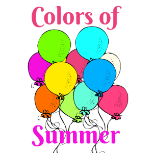 Colors of Summer Balloons