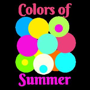 Colors of Summer Balls