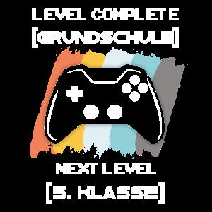 5 Klasse Einschulung 5. Klasse Gaming Level