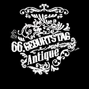 66 Geburtstag Geschenkideen Antik