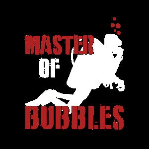Taucher - Meister der Luftblasen