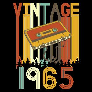 Vintage 1965 Retro