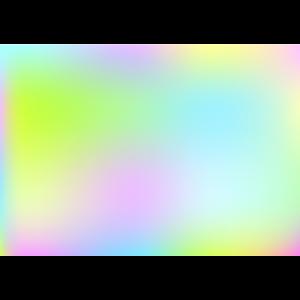 bunter Farbverlauf
