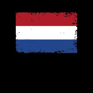 Niederlande holländisch Flagge Fahne