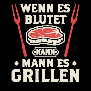 Grillen Grilling Grillmeister BBQ Geschenkidee