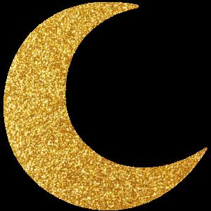 Glitter Moon.