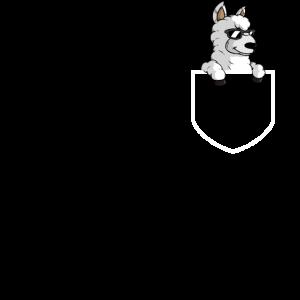 Gefälschtes Taschen-Alpaka-Taschenlama