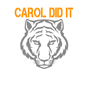 Hilarious Carole hat es Design inspiriert von