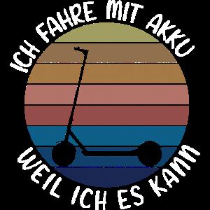 escooter Elektroroller Electricroller Geschenk