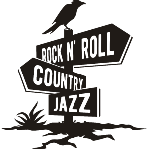 Rock n Roll, Country and Jazz