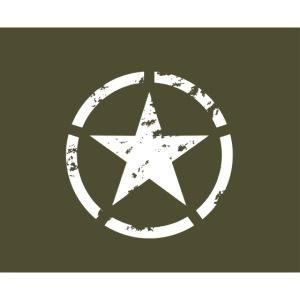 American Military Star