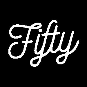 Fifty Geburztag geschenk 50, fünfzig