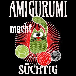 Amigurumi macht süchtig häkeln