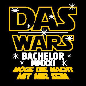 Das Wars Bachelor 2021 Abschluss Bachelorabschluss