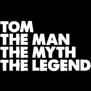 tom the man the myth the legend