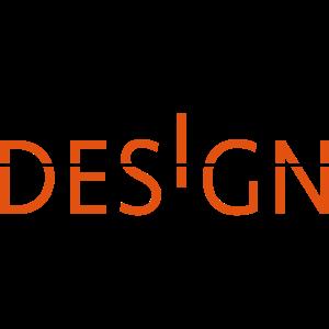 DESIGN Schriftzug mit Linie2 | Vector-Graphic