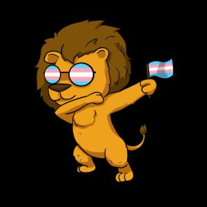 LGBT Lion