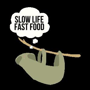 Faultier Fast Food