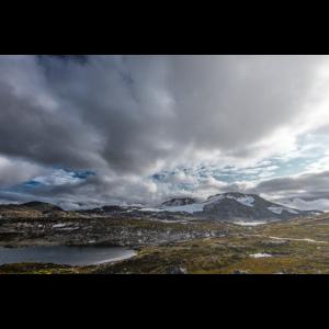 Blick über Jotunheimen