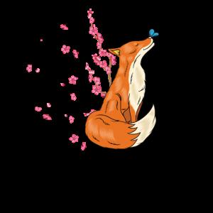 Fuchs Fox Natur Foxy Wildtier Geschenkidee