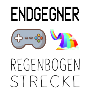 Endgegner Regenbogenstrecke Mario Kart Gaming