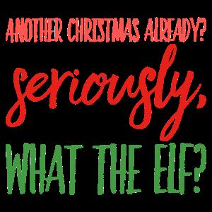 Weihnachten Elfe Weihnachtlich