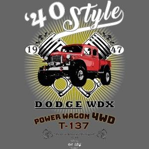 Dodge Power Wagon 1947
