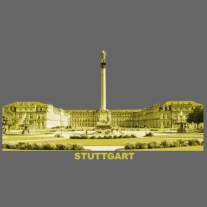 Stuttgart Schlossplatz Sight Baden-Württemberg