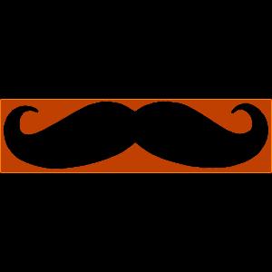Moustache Face Mask