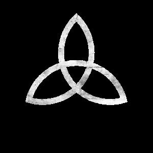 Sic Mundus Creatus Est mit Triqueta Symbol