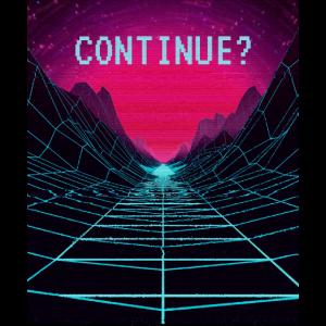 Aesthetic Vaporwave Synthwave Retro 80er Jahre