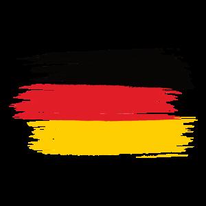 Deutschland Flagge Deutschland Fan Lieblingsland