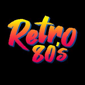 90s 80s Rocks VHS, Neon Rubic cube Cassette Tape