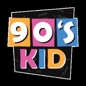 90s Kid 80s Rocks VHS, Neon Cassette Tape