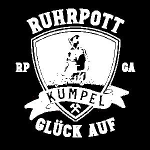 Ruhrpott KUMPEL Badge