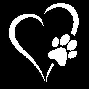 Hunde Herz für alle die Haustiere lieben wie ich.