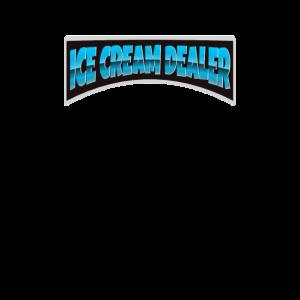 ice cream man Geschenl Eisverkäufer Schwimmbad Eis