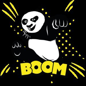 Boom Panda Kung Fu