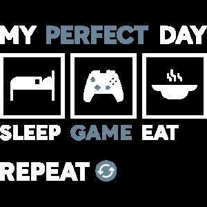 gaming mein perfekter tag