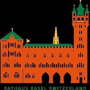 RATHAIUS BASEL in Farbe