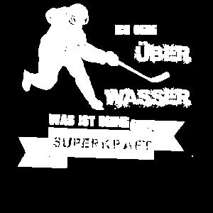 Eishockey Superkraft Junge Sport Deutschland Gesch