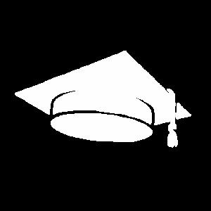 Abschluss Diplom Studium Student Studenten Hut