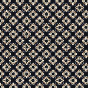 leuchtend orientalisches Muster