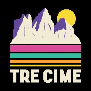 Drei Zinnen - Tre Cime Dolomiten