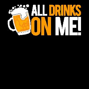 Bier Partymonster Partyzeit