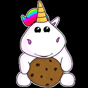Einhorn Einhörner Cookie Keks Süßigkeit Unicorn