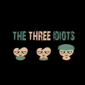 Three Idiots | Maske falsch tragen