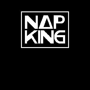 Nickerchen König Schläfchen Schlummern Schlaf