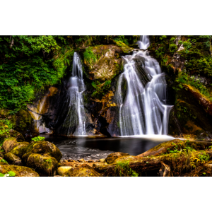 Triberger Wasserfälle traumhaft schön